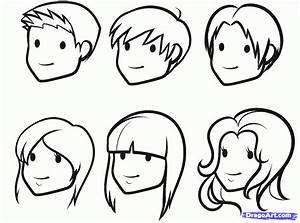 Cool Easy Drawings Step By Step Of People - Great Drawing