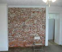 Brick Wall Interior House Best Brick Wall 262631 Home Design Ideas