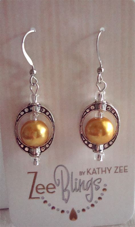 Easy Earring Ideas — Jewelry Making Journal