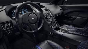 Aston Martin Rapide E 2019 5K Interior Wallpaper HD Car