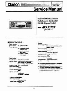 Clarion Arx5370