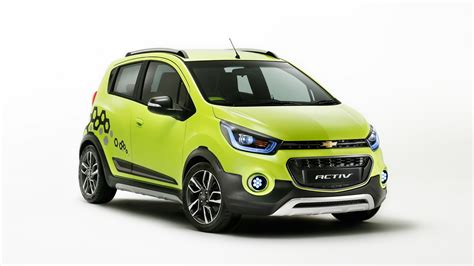 Chevrolet Photo by 2016 Chevrolet Beat Activ Concept Pictures Photos