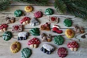 Gipsfiguren Selber Gießen : basteln zu weihnachten gipsfiguren mit formen aus ~ Michelbontemps.com Haus und Dekorationen