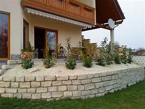 Terrasse Am Hang : terrasse anlegen hang ~ Lizthompson.info Haus und Dekorationen