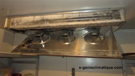 evaporateur chambre froide froid93 panne chambre froide positive prise en glace de l