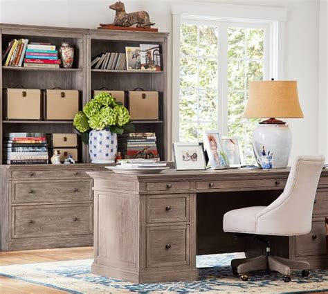 Lateral File Bookcase by Livingston Lateral File Cabinet Bookcase Pottery Barn