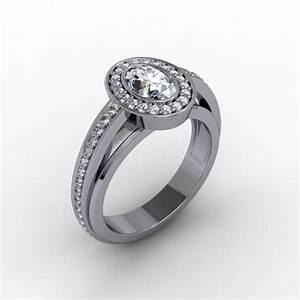 alorann jewelry design custom ring design galleries With halo style wedding rings