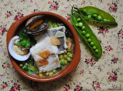 cuisiner du colin gâteaux en espagne recette espagnole colin en sauce verte