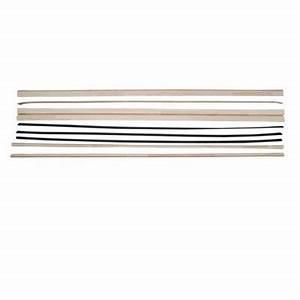 Porte À Galandage Castorama : kit de finition en pin pour porte en verre galandage ~ Dode.kayakingforconservation.com Idées de Décoration