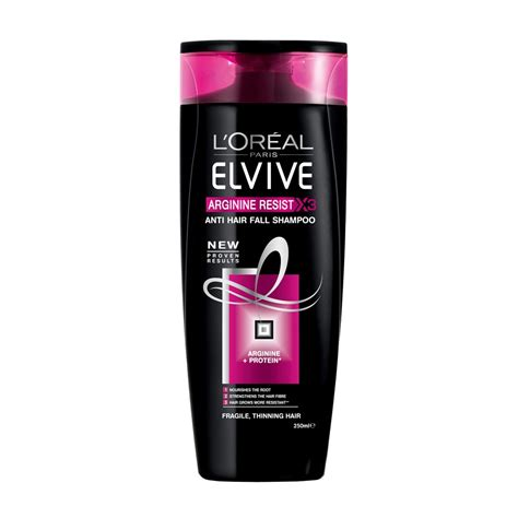loreal shampoo for hair fall control
