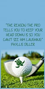 Phyllis Diller golf quote | Waterfront Properties Golf Blog
