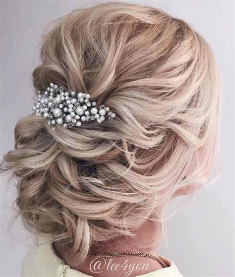 chic wedding hair updos  elegant brides elegant