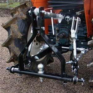Attelage 3 Points : attelage remorque pour micro tracteur biagioli ~ Voncanada.com Idées de Décoration