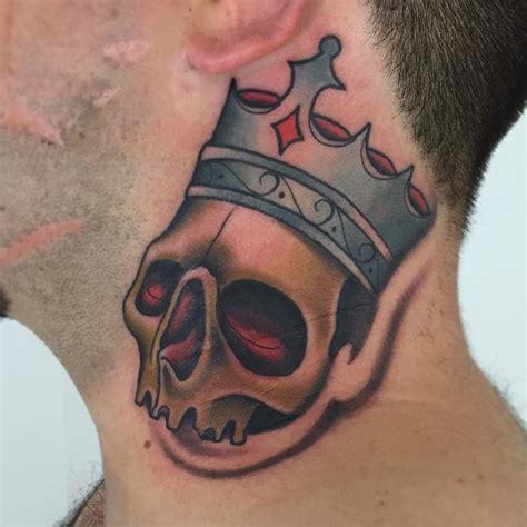latest crown tattoos