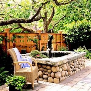 Sitzecke Garten Rattan : gestalten sie eine schattige sitzecke im garten ~ Lateststills.com Haus und Dekorationen
