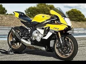 Yamaha R1 2016 : 2016 yamaha yzf r1 60thanniversary specialedition first photos youtube ~ Medecine-chirurgie-esthetiques.com Avis de Voitures