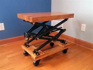 Industrial style, End tables and Industrial on Pinterest
