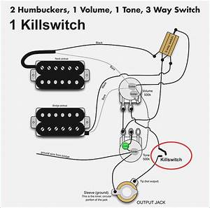 Guitar Killswitch Wiring Diagram  U2013 Vivresaville Com