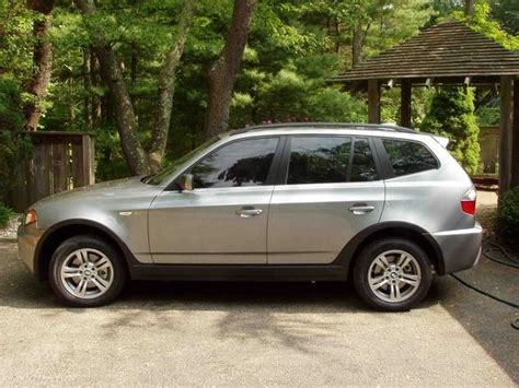 X3 Modification by Eugesx3 2006 Bmw X3 Specs Photos Modification Info At