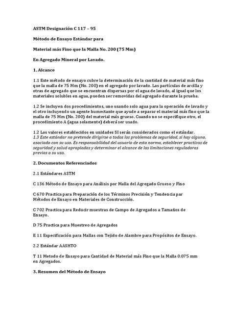 Normas-Astm-PDF.pdf | Muestreo (Estadística) | Aleatoriedad