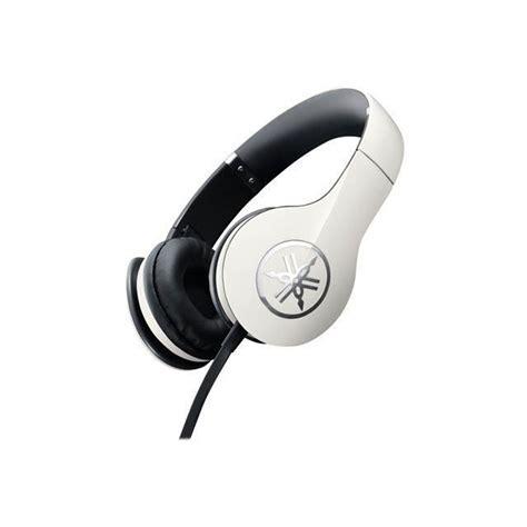 YAMAHA HPH-PRO300 White Monitorings - casque - écouteur ...