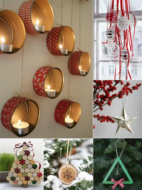 decoration de noel a faire sois meme d 233 coration de no 235 l 224 faire soi m 234 me id 233 es faciles pas