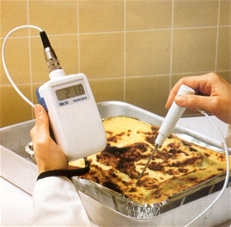 hygiene cuisine food temperature checks