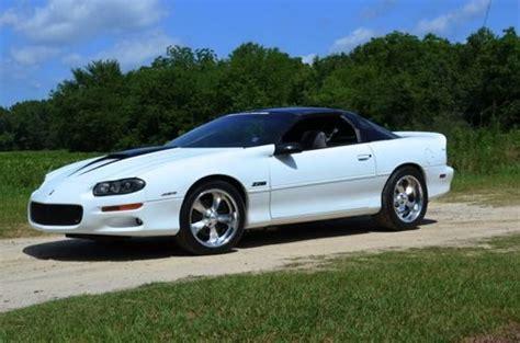 1998 Chevrolet Camaro Z28 by Find Used 1998 Chevrolet Camaro Z28 7000hp Magnuson