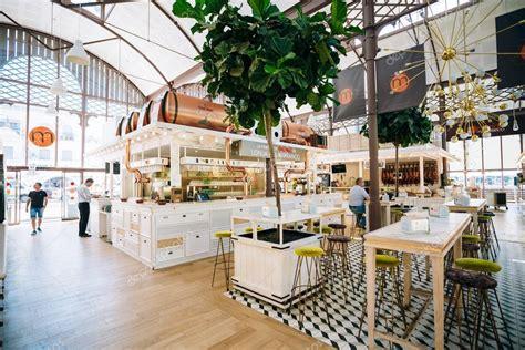 mercato alimentare mercato alimentare e mercado ristorante gourmet lonja