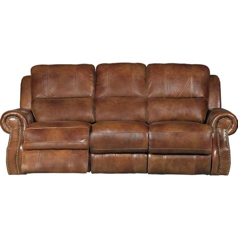 Leather Dual Reclining Loveseat With Console by Dual Reclining Leather Sofa Furniture Leather Loveseat