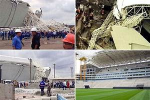 Sao Paulo stadium collapse: Two killed in World Cup ground ...