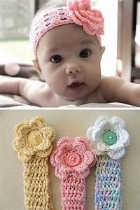 Crochet Baby Headband Patterns You 39 Ll Love The Whoot