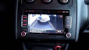Rvc Rfk Rear View Camera R U00fcckfahrkamera Im Caddy Life  2k