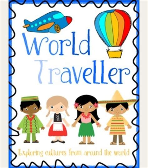 culture lesson plans for preschool world traveler unit educational finds and teaching 933
