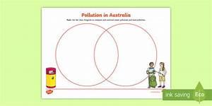 Clean Up Australia Day Venn Diagram Worksheet