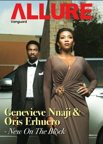 Stunning Genevieve Nnaji And Oris Erhuero On The Cover Of