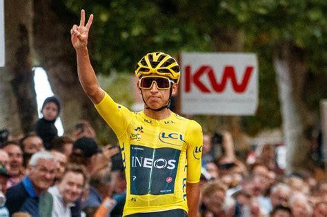 Egan wins stage 3 of the la route d'occitanie, attacking on the final climb of the col de beyrède. Egan Bernal sigue ganando y quedó primero en la Criterium de Roeselare