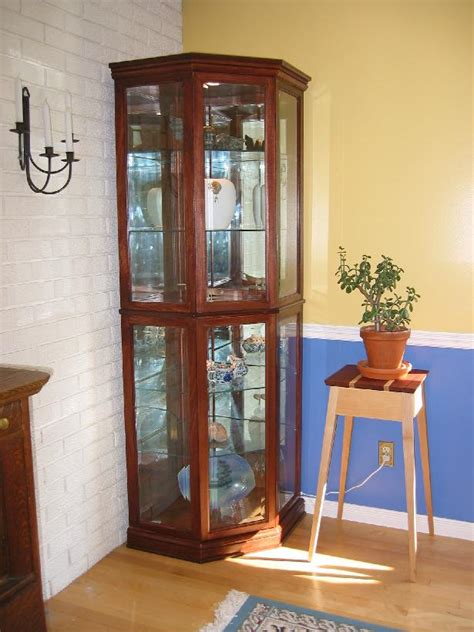 glass curio cabinets cheap designs ideas and decors