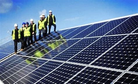 Work begins on largest array of solar panels in the island ...