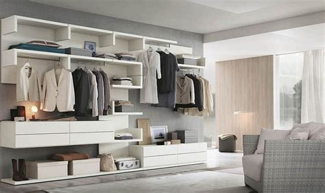 stylish open closet ideas   organized trendy bedroom