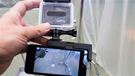 iphone monitoring iphone monitor for the gopro