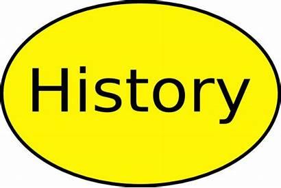 History Clip Clipart Label Historian Cliparts Clipartpanda