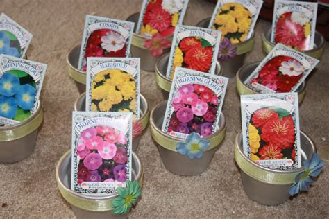 flower pot favors simplymoxie