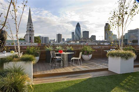 Roof Top Terrace : Garden Design Ideas By Dfm Landscape Designers