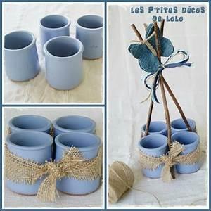 Pot En Verre Deco : diy d co r cup faire un range couverts avec des pots de ~ Melissatoandfro.com Idées de Décoration