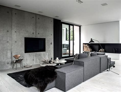 Modern Living Room Design 2018