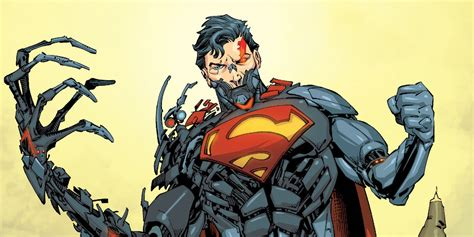 Everything You Need To Know About Cyborg Superman