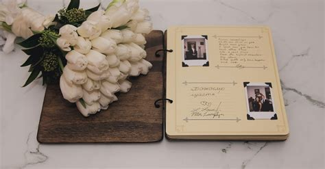 Create Your Own Polaroid Wedding Guest Book To Capture Your Friends And Family On The Big Day