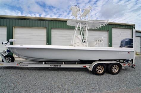 Contender Boats For Sale North Carolina by Contender 25 Bay Boats For Sale In North Carolina