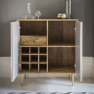 Toshi Bar Cabinet